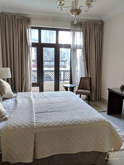 1 Bedroom Flat for Rent in Downtown Dubai, Dubai - Spacious | Furnished | Fountain & Burj View