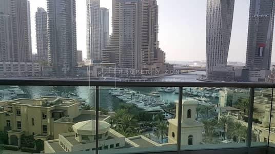 Sea View 3 BR + Maids in Emaar 6 Towers