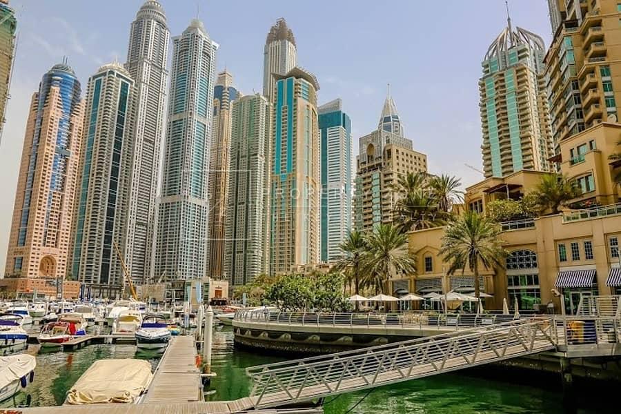 10 Sea View 3 BR + Maids in Emaar 6 Towers