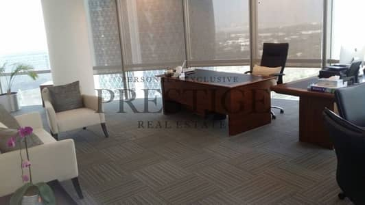 Office for Rent in DIFC, Dubai - DIFC Office for rent AED 50K Quartely