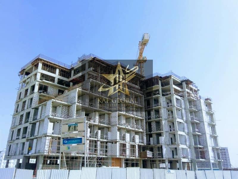 KAF Global Real Estate presents 1 bedroom apartments for sale in premium residential building in Al Barsha