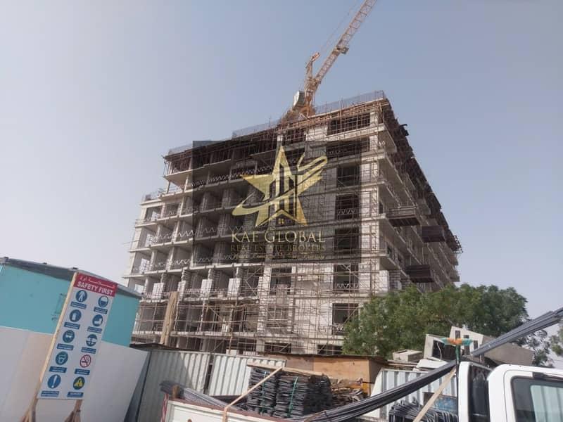 2 KAF Global Real Estate presents 1 bedroom apartments for sale in premium residential building in Al Barsha