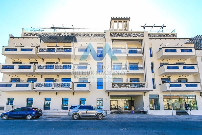 BRAND NEW 2 BR | SPACIOUSLY DESIGNED | JVT