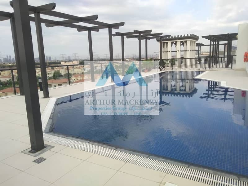 10 BRAND NEW 2 BR | SPACIOUSLY DESIGNED | JVT
