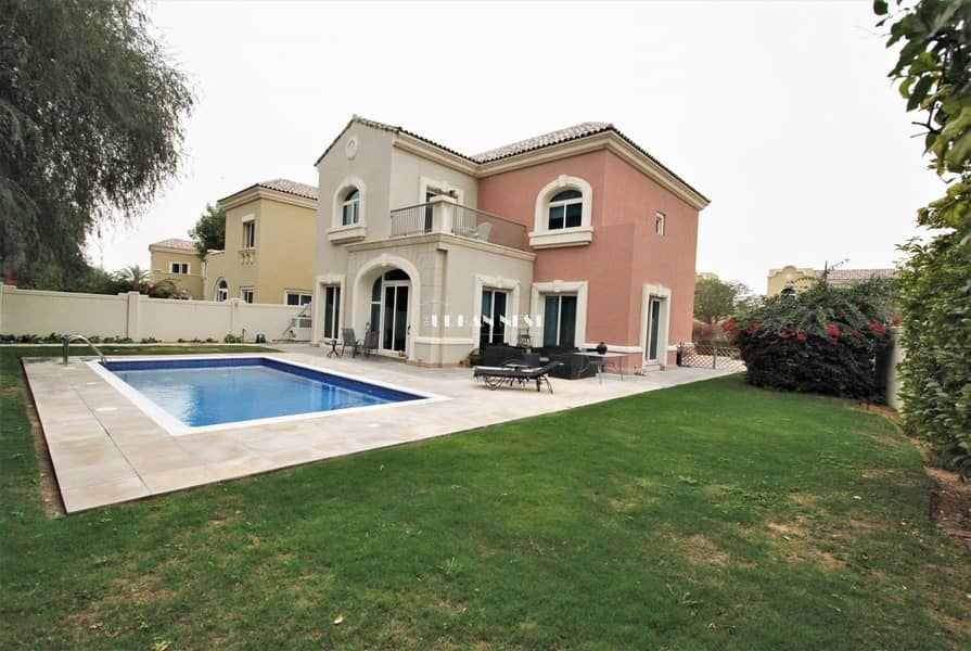 Lovely 5 Bedroom C2 with Pool