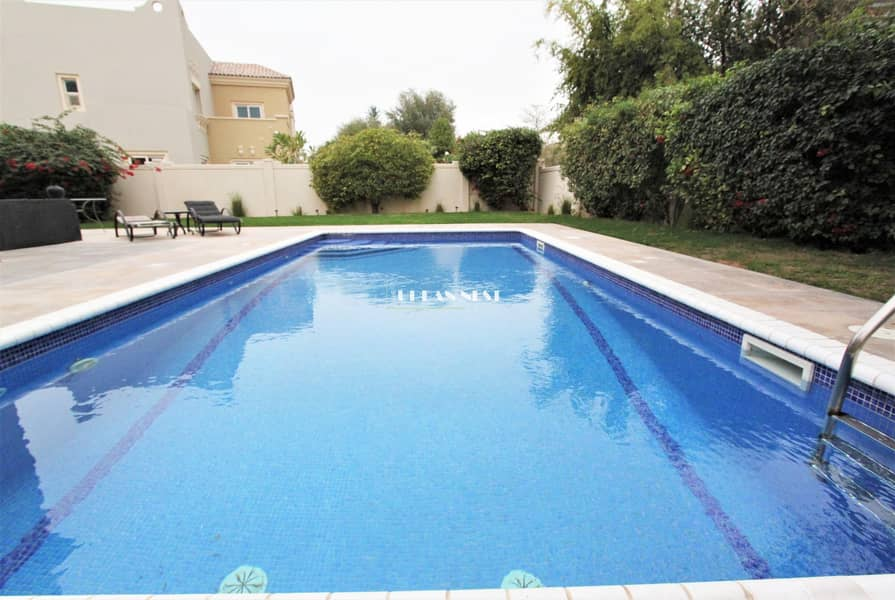 13 Lovely 5 Bedroom C2 with Pool