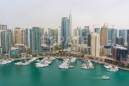 3 Bedroom Apartment for Sale in Dubai Marina, Dubai - Stunning view | Best layout | Vacant