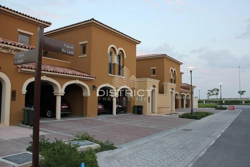Call Now 3BR Townhouse in Saadiyat Beach