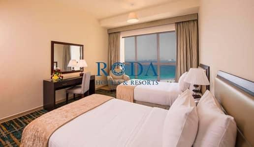 2 Bedroom Flat for Rent in Jumeirah Beach Residence (JBR), Dubai - Sea View Free WiFi  Beach Access Bills Inclusive