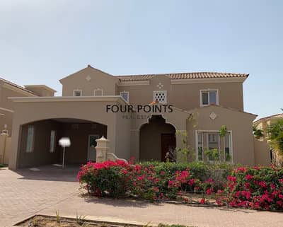 4 Bedroom Villa for Rent in Umm Al Quwain Marina, Umm Al Quwain - Near recreational club 4BR+M Villa |Mistral villas by EMAAR