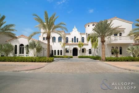 6 Bedroom Villa for Sale in Palm Jumeirah, Dubai - Gym | 15