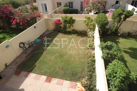 2 Bedroom Villa for Rent in The Springs, Dubai - Springs 9 - Good Location - Type 4E