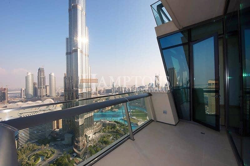 2 Brand New | Full Burj Khalifa View 06 Unit