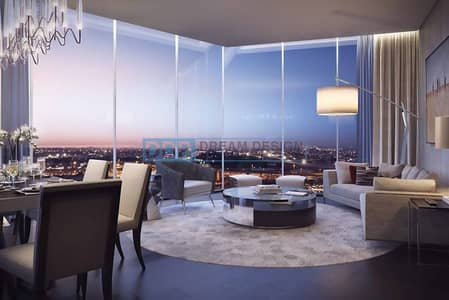 Luxury freehold development on Sheikh Zayed Road overlooking Dubai Canal