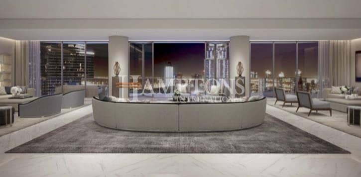10 Luxury 4BR Penthouse + 7 years Payment Plan
