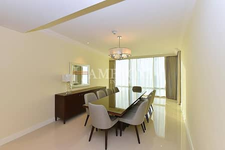 1 Bedroom Apartment for Rent in Downtown Dubai, Dubai - Chiller Free | Full Burj & Fountain View