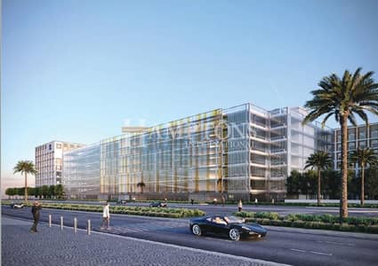 Office for Rent in Dubai Hills Estate, Dubai - Shell and Core Office | Dubai Hills Estate