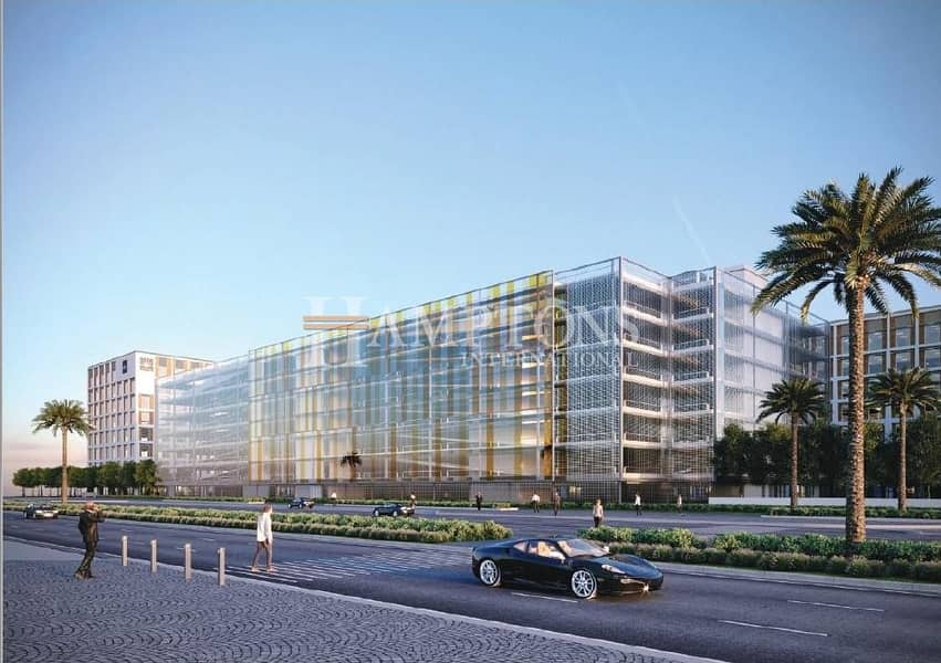 Shell and Core Office | Dubai Hills Estate