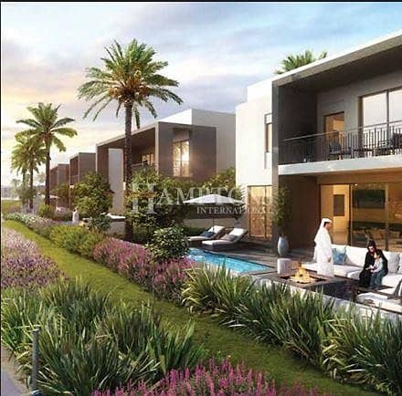 2 5BR + Maids | Sidra 2 | Ready Oct 2019