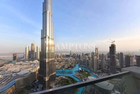 3 Bedroom Flat for Sale in Downtown Dubai, Dubai - Best Layout | Panoramic Burj Khalifa Views