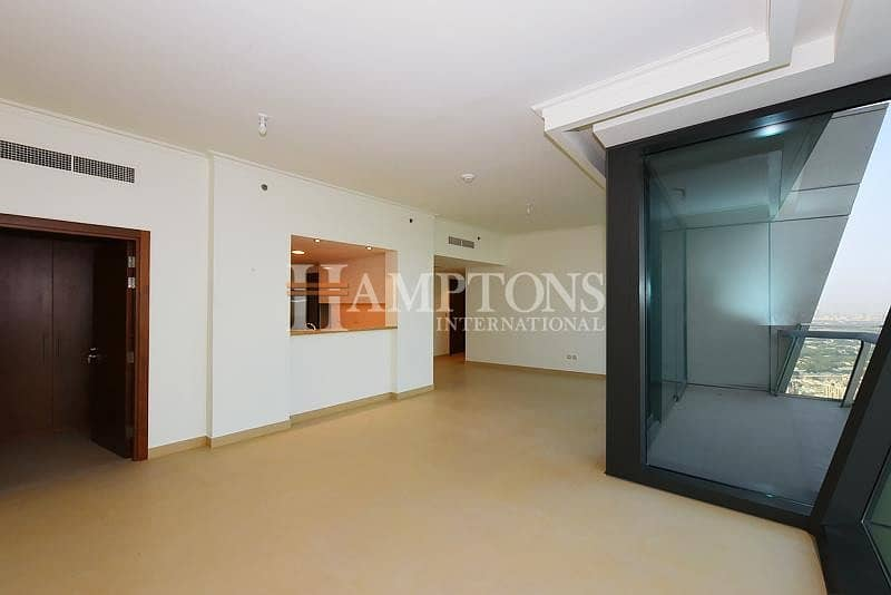 Corner Unit High Floor 2BR with Sea View