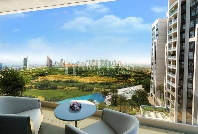 Offplan Beautiful 2BR in Vida Residences