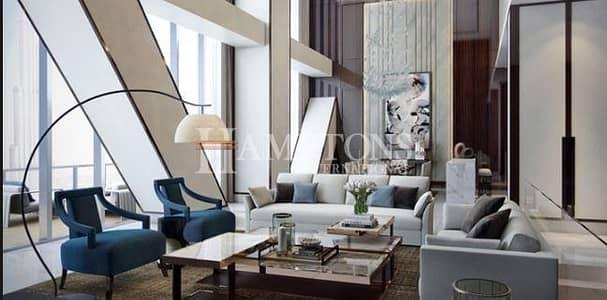 شقة 3 غرفة نوم للبيع في وسط مدينة دبي، دبي - High Floor 3BR Full Fountain View | Type 4