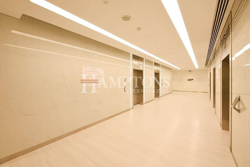 2 Premium Offices | AED 80 psf | Shell n Core