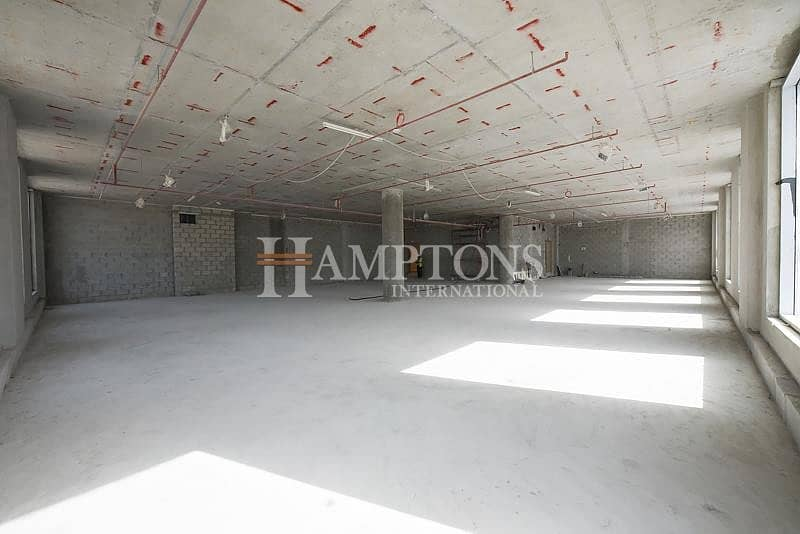 Premium Offices   AED 80 psf   Shell n Core