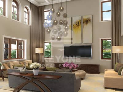 6 Bedroom Villa for Sale in Arabian Ranches 2, Dubai - 6 BR Villa 4 Years Post Handover Payment Plan