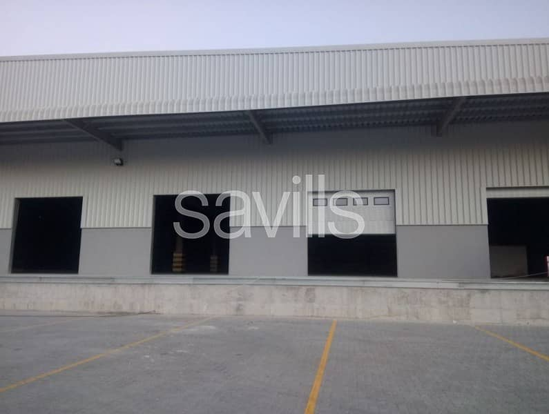 11 Modern Logistics Facility | Large Secure Yard