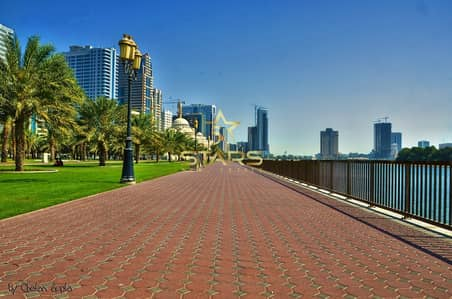 2 Bedroom Flat for Sale in Corniche Al Buhaira, Sharjah - 2 Bedroom Apt. At Buhaira Corniche