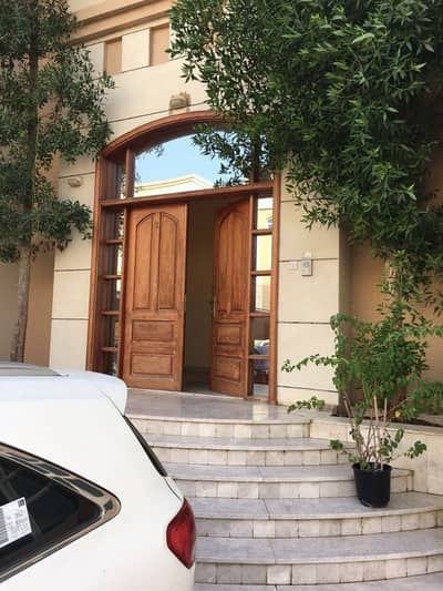 1 Bedroom Flat for Rent in Between Two Bridges (Bain Al Jessrain), Abu Dhabi - 1 bedroom in side compound with tawteeq no commission fee parking inside