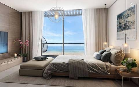 تملك فيلتك على شاطئ البحر فى الشارقة بدفعة اولى تبداء من 150 الف درهم فقط