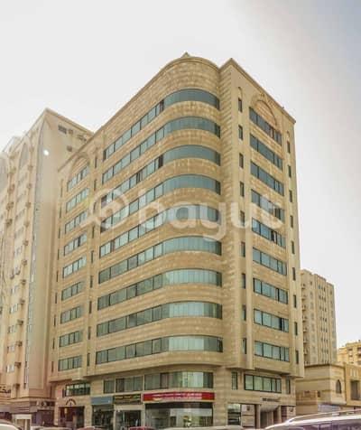 1 Bedroom Flat for Rent in Al Mareija, Sharjah - 1-BHK Apartment for Rent in Abu Jemeza 2