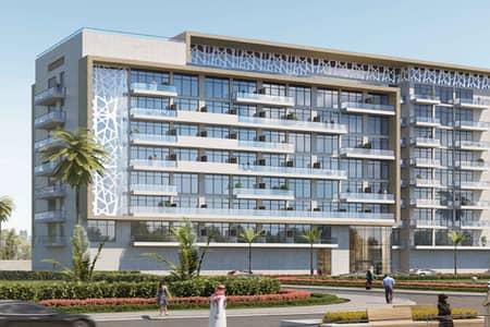 شقة 1 غرفة نوم للبيع في بر دبي، دبي - وسط المدينه اقل سعر غرقه وصاله700 الف ادفع 14% وقسط1% كل شهر