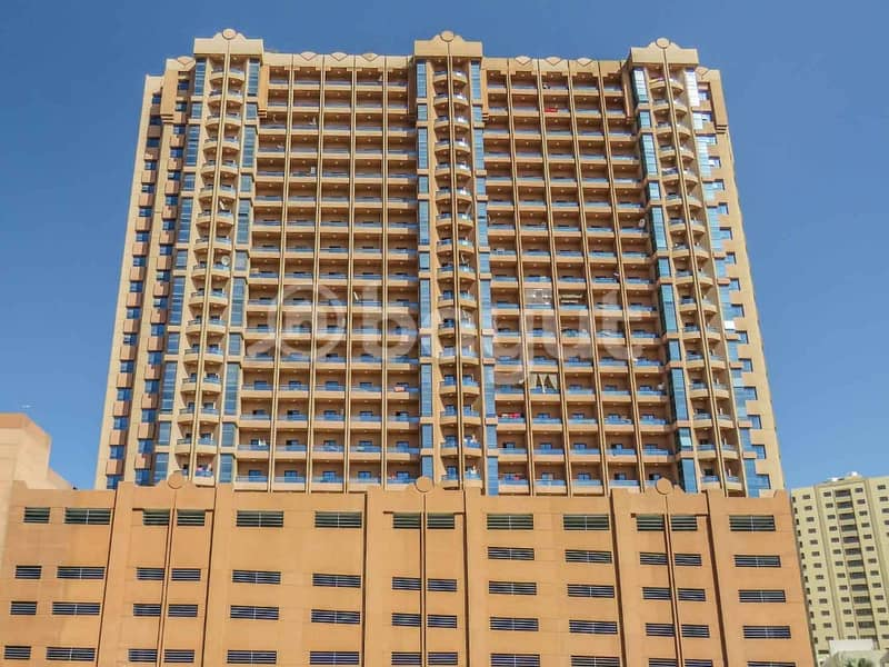 Studio Available For Sale In Nuaimiya Tower C Just 95000 Aed. .