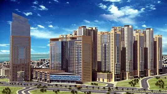 1 Bedroom Apartment for Sale in Emirates City, Ajman - Spacious 1bhk for sale in lilies !
