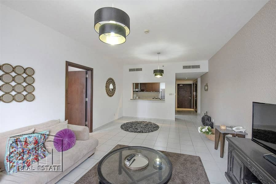 2 Vacant - Modern Furnishing - 2 Bed + Study