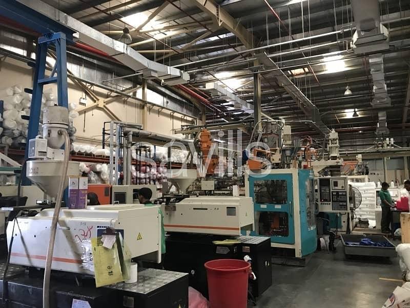 10 Factory | Manufacturing Warehouse | 2000 KVA