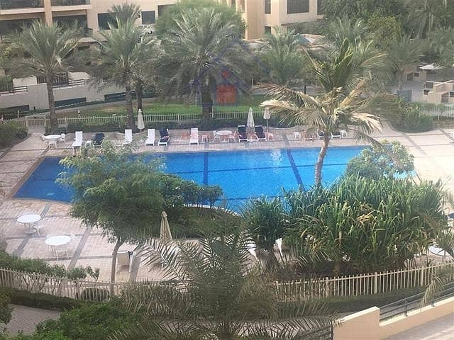 Best Price Ever! Stunning Pool View - 3 BHK  plus Laundry