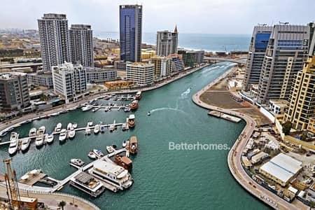 شقة 3 غرفة نوم للبيع في دبي مارينا، دبي - Vacant I Full Marina View I 3 bed + Sore I Orra Marina
