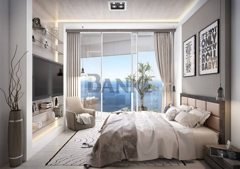 LUXURY 2BR WITH FULL SEA VIEW | PALM JUMEIRAH | AZIZI MINA