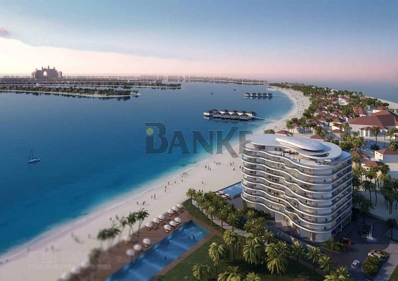 1 LUXURY 2BR WITH SEA VIEW | PALM JUMEIRAH | MINA BY AZIZI