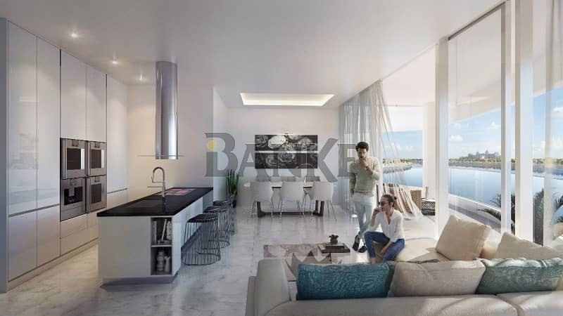 2 LUXURY 2BR WITH FULL SEA VIEW | PALM JUMEIRAH | AZIZI MINA