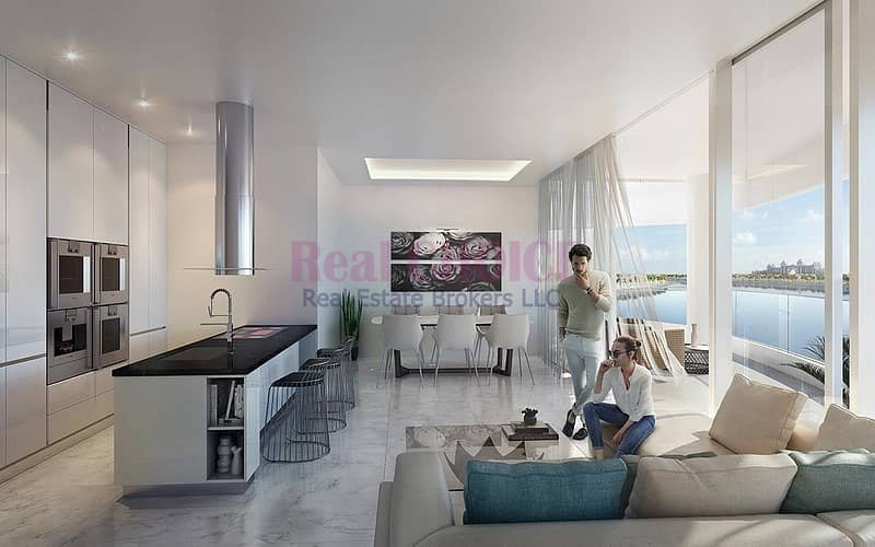 Fully Serviced 1BR Apartment|Palm Jumeirah
