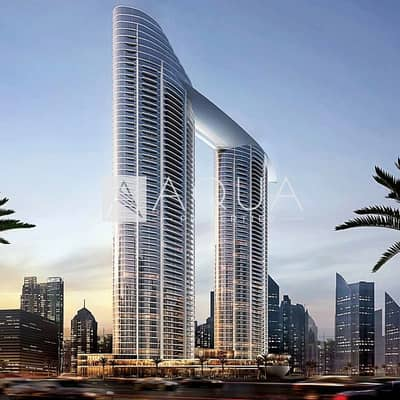 2 Bedroom Apartment for Sale in Downtown Dubai, Dubai - Great Deal Sea View with Ultimate Luxury