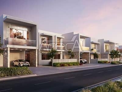تاون هاوس 3 غرفة نوم للبيع في جزيرة ياس، أبوظبي - تاون هاوس في ياس ايكرز جزيرة ياس 3 غرف 3248000 درهم - 3863214