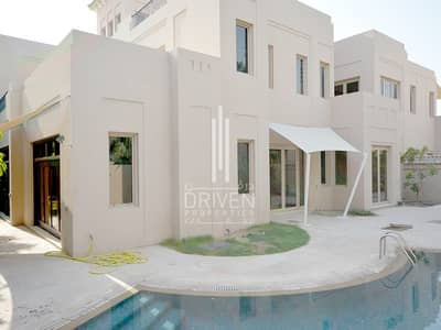 6 Bedroom Villa for Rent in Al Barari, Dubai - Best Location | Type C |On Main Location