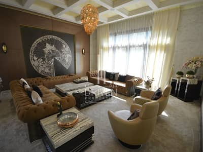 فیلا 6 غرف نوم للبيع في البراري، دبي - Upgraded Type C | VASTU | 6 Bedroom Villa
